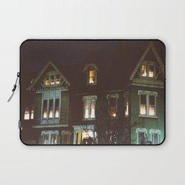 Haunted House Laptop Sleeve