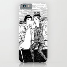 The Reading Lovers Slim Case iPhone 6s