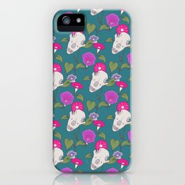 Morning Glories + Canine iPhone Case