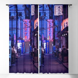 Tokyo 67 Blackout Curtain