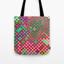 flying labyrinth Tote Bag