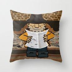 Afonso Larguinho Throw Pillow