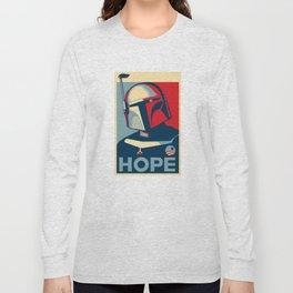 Boba Fett for president  Long Sleeve T-shirt