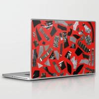 mineral Laptop & iPad Skins featuring Mineral by Hye Jin Chung