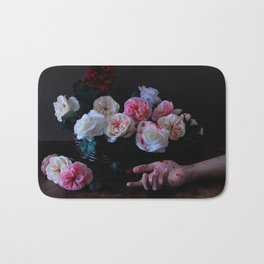 """Power, Corruption & Lies"" by Cap Blackard Bath Mat"