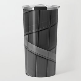 Black and White #01 Travel Mug