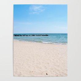 AFE Toronto Island Beach3 Poster