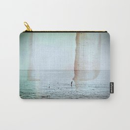 Summer Blues Carry-All Pouch