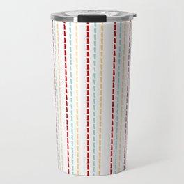 Stitched Travel Mug