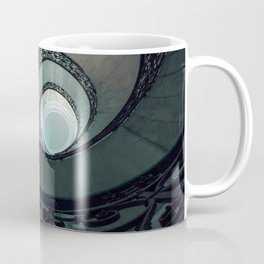 Pretty Ornamented Staircase Coffee Mug