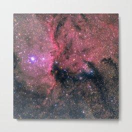 Nebula (NGC 6188) Metal Print