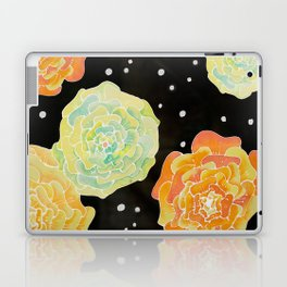 Lighted Flowers Laptop & iPad Skin