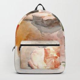 Floral 10 Backpack