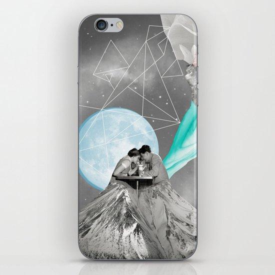 FUTURE IS BLUE iPhone & iPod Skin