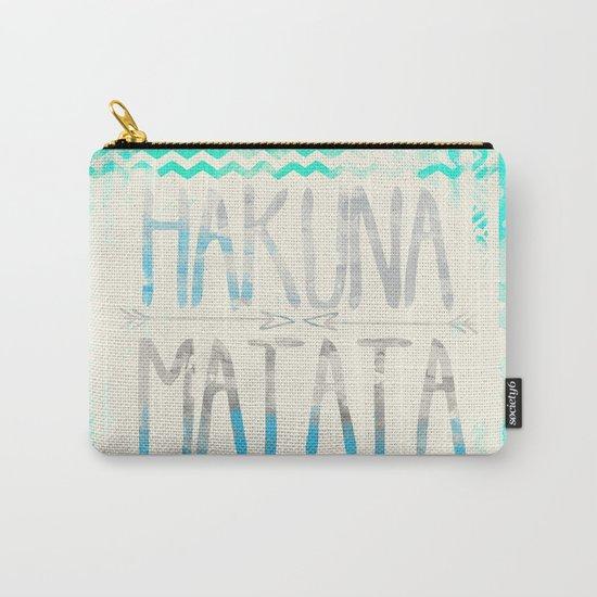 Hakuna Matata Carry-All Pouch
