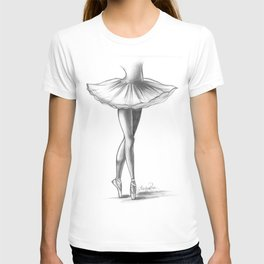 Ballerina - Ashley Rose T-shirt