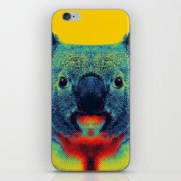 Koala Yellow Animal iPhone Skin