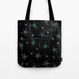 Spider Discord. Tote Bag