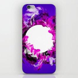 In Circle - III iPhone Skin