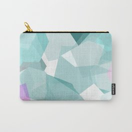 Gems in sea green Carry-All Pouch