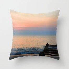 Day Breakin' Throw Pillow