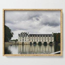 Chateau de Chenonceau Serving Tray