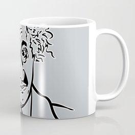 Face Larry Coffee Mug