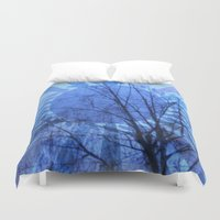 celestial Duvet Covers featuring Celestial Event by lillianhibiscus