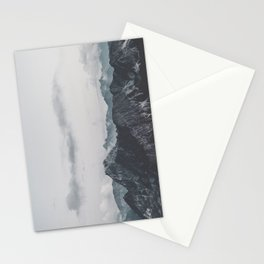 Calm - landscape photography Stationery Cards