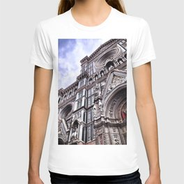 The Cattedrale di Santa Maria del Fiore T-shirt