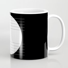 Music Circle Coffee Mug