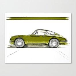 Porsche 911 / IV Canvas Print