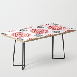 Sun mandala pattern Coffee Table