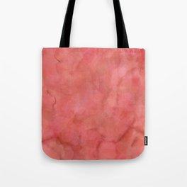 Coral Stone Tote Bag