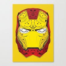 Sugary Iron Man Canvas Print