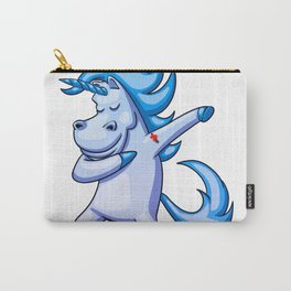 Dabbing Unicorn - Dab Hip Hop Funny Magic Carry-All Pouch