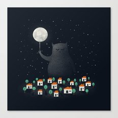 Good Night, Sleep Tight Canvas Print