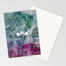 Watercolor Memories 003. Stationery Cards