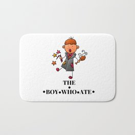 The Boy Who Ate - Ron Weasley Bath Mat