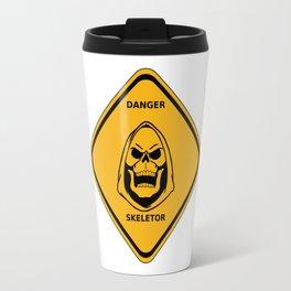 Danger Skeletor Travel Mug