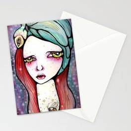 We Are All Just Star Dust Stationery Cards