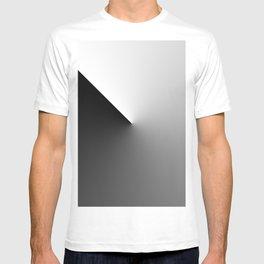 Shades of grey rotation T-shirt
