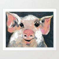 This Little Piggy Art Print