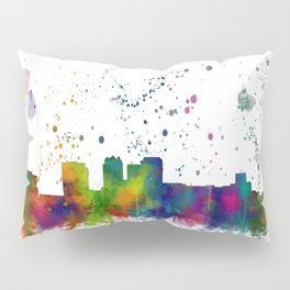Birmingham, Alabama Skyline Pillow Sham