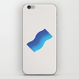 Waves - A 1960 Collection Piece iPhone Skin