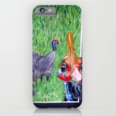 Oi them's my girls, 'ands Orf! Slim Case iPhone 6s