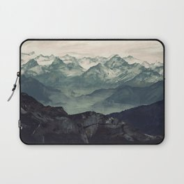 Mountain Fog Laptop Sleeve