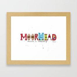 Welcome Coach Joe Moorhead! Framed Art Print