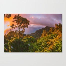 Koke'e Canvas Print