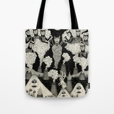The Mountains Wept For Her Tote Bag
